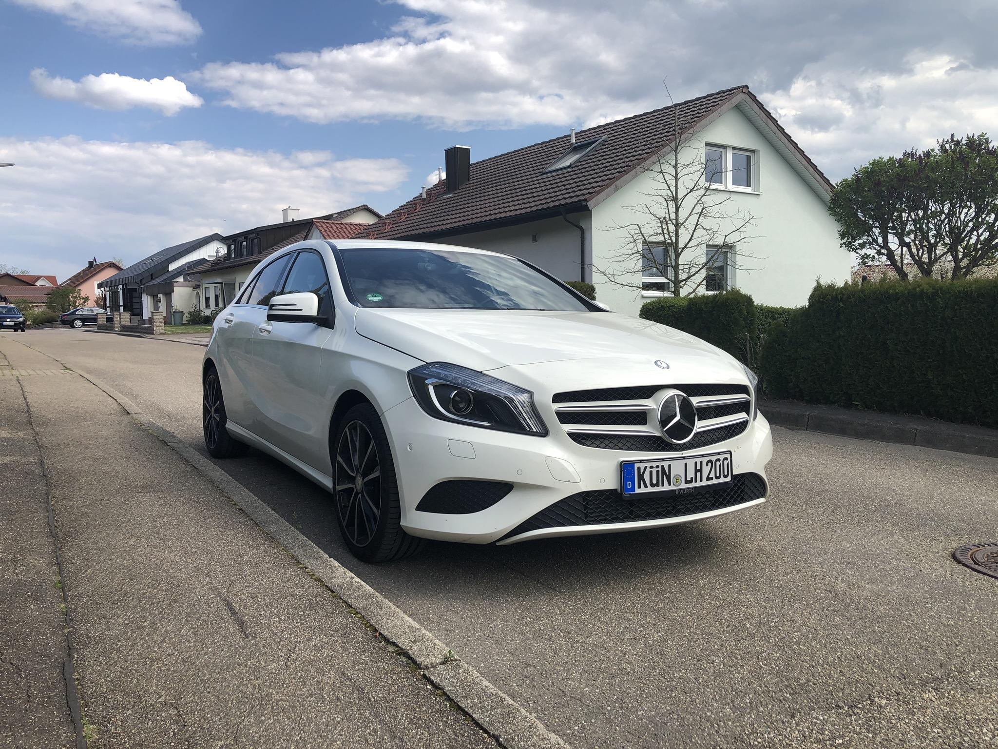 Auto Mercedes-Benz A 180 W176 zu Verkaufen